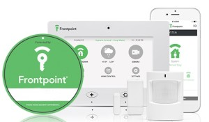 Frontpoint home security systems